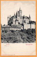 Wernigerode Germany 1900 Postcard - Wernigerode
