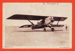 X13406 ISTRES-AVIATION (13) BREGUET 19  D-7 Noté En Espagne 1930s à BOUZARD Rue Piat Paris XX Photo COMBIER - Istres