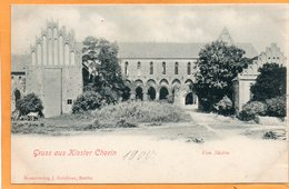 Gruss Aus Kloster Chorin Neubrandenburg Germany 1900 Postcard - Neubrandenburg