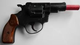 Pistolet , Revolver De Signalisation  RÖHM 79 RG  Calibre 9mm St Etienne... - Armes Neutralisées