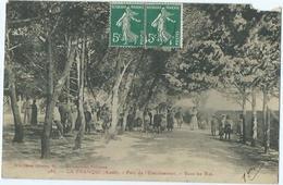 La Franqui Parc De L'etablissement Sous Les Rus - France