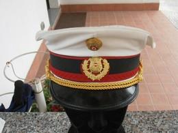 AUSTRIA - BERRETTO RIGIDO ESTIVO GENDARMERIA - Headpieces, Headdresses