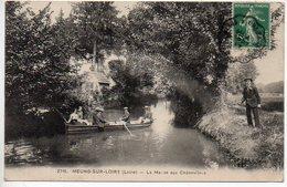 Meung Sur Loire : La Mauve Aux Chénevières - France