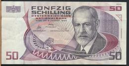 °°° AUSTRIA 50 SCHILLING 1986 °°° - Oesterreich