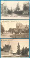 (G040) BOURG-LEOPOLD - La Poste, L'église, La Route De Heppen - Leopoldsburg