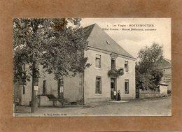 CPA - MOYENMOUTIER (88) - Aspect De L'Hôtel Colotte En 1918 - France