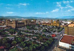 1 AK Guatemala * Nationalpalast Und Die Kathedrale Von Guatemala-Stadt – Krüger Karte * - Guatemala