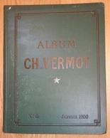 Catalogue VERMOT Chatenois Belfort Magasin 30 Rue Rennequin Paris Essieux Ressort Boulonnerie Carrosserie Charronnage - France