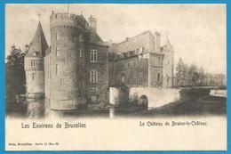(G045) BRAINE-LE-CHATEAU - Le Château - Braine-le-Château