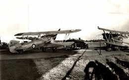 HAWKER AUDAX  RAF DELHI 1939   21  * 14 CM Aviation, AIRPLAIN, AVION AIRCRAFT - Aviación