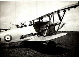 HAWKER AUDAX     20  * 16 CM Aviation, AIRPLAIN, AVION AIRCRAFT - Aviation