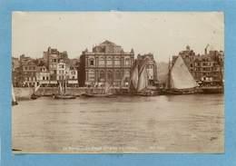 LE HAVRE (seine Maritime) - Le Musée Et L'Anse Des Pilotes, Photo Vers 1900 Format 17,8cm X 12cm . - Lieux