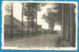 (G046) BRASSCHAAT - Polygoon, Entrée Du Camp - Brasschaat