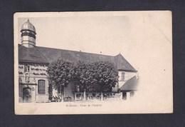 St Saint Dizier (52) Cour De L' Hopital (animée ) - Saint Dizier
