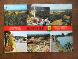 Postkaart  HEUVELLAND  - WESTOUTER - Heuvelland