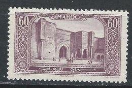 Maroc YT 114 XX / MNH - Neufs