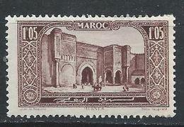 Maroc YT 117 XX / MNH - Neufs