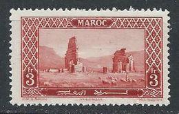 Maroc YT 121 XX / MNH - Neufs