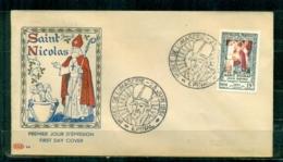 "FDC ""Edition PAC "" FRANCE-1951 # Saint Nicolas, Epinal  (N°Yvert 904)  - Cote 60 Euros - FDC"