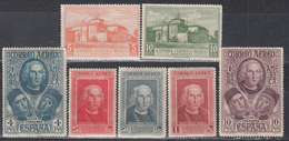 1930  Edifil Nº 559 / 565   /*/ - 1889-1931 Reino: Alfonso XIII