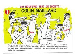 CPM ALEXANDRE - Les Nouveaux Jeux De Société - Colin Maillard - Alexandre