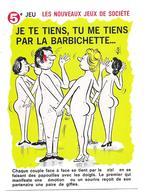 CPM ALEXANDRE - Les Nouveaux Jeux De Société - Je Te Tiens Tu Me Tiens Par La Barbichette - Alexandre