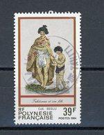POLYNESIE - FOLKLORE - N° Yt  218 Obli. - Polynésie Française