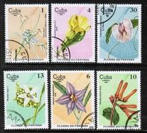CUBA  Scott # 2369-74 VF USED (Stamp Scan # 449) - Cuba