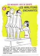 CPM ALEXANDRE - Les Nouveaux Jeux De Société - Les Mirlitons Enchantés - Alexandre