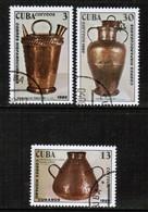 CUBA  Scott # 2340-2 VF USED (Stamp Scan # 449) - Cuba