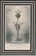 Zeer Oud Doodsprentje - Petrus Josephus WILLEMS ° Betekom 1818 + Mechelen 1866 Wed. LAMBRECHTS Echtg. TORFS - Religion & Esotérisme