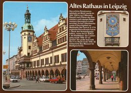 BRD- Sachsen: 04 Xxx Leipzig, Altes Rathaus - Ohne Zuordnung