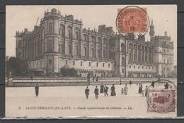 France 1919 - Ophelins 2+3 C. Et Blanc 3 C. Sur Carte Oblitérés Congrès De La Paix Saint-Germain-en-Laye - France
