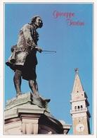 Piran - Pirano, Tartini Denkmal - Slovenia