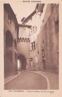 CPA - 1276. CHAMBERY Entrée Du Château Des Ducs De Savoie - Chambery