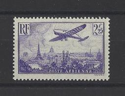 FRANCE  YT  PA  N° 10  Neuf **  1936 - Airmail
