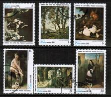 CUBA  Scott # 2314-9 VF USED (Stamp Scan # 449) - Cuba