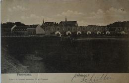 Alkmaar // Panorama (deze Zie Je Niet Veel) 190? - Alkmaar