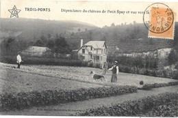 Trois-Ponts NA5: Dépendances Du Château De Petit-Spay... 1912 - Trois-Ponts