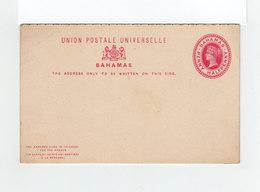 Entier Postal Bahamas 1/2 Penny. (1065x) - Bahamas (...-1973)