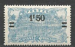 GUYANE N° 104 NEUF** LUXE SANS CHARNIERE / MNH - French Guiana (1886-1949)