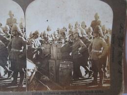 GUERRE DES BOERS -  Troupes Britanniques - Photographie De R.Y Young, 1900  - BE - Stereoscopic