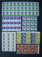 USA 1950-1967 STOCK MNH** 3 SCANS CHRISTMAS CINDERELLA'S CLARA MAASS BOYSTOWN - Collections