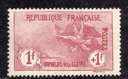 N° 154 Neuf ** Gomme D'Origine à 16% De La Cote  TTB - France