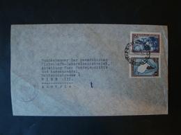 Argentinien, Zensurpostbrief Zensurstelle 420 Nach Wien, Gelaufen 1950 - Argentinien