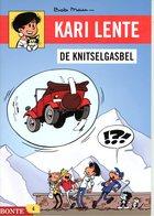 Kari Lente - De Knitselgasbel (1ste Druk Heruitgave) 2008 - Livres, BD, Revues