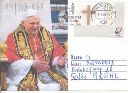 Germania 2006 - Cartolina Ricordo Di Papa Benedetto XVI - [7] Repubblica Federale