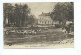 Anderlecht Le Parc ( Petits Défauts Voir Dos De La CP ) - Anderlecht