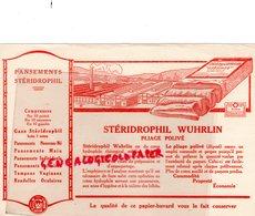 27- HONDOUVILLE- PANSEMENTS STERIDROPHIL WUHRLIN- PHARMACIEN PANSEMENT- PHARMACIE MEDICAMENT - Produits Pharmaceutiques