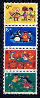 CHINE - 2936/2939* - JOURNEE INTERNATIONALE DES ENFANTS - 1949 - ... People's Republic